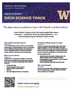 data science flyer preview