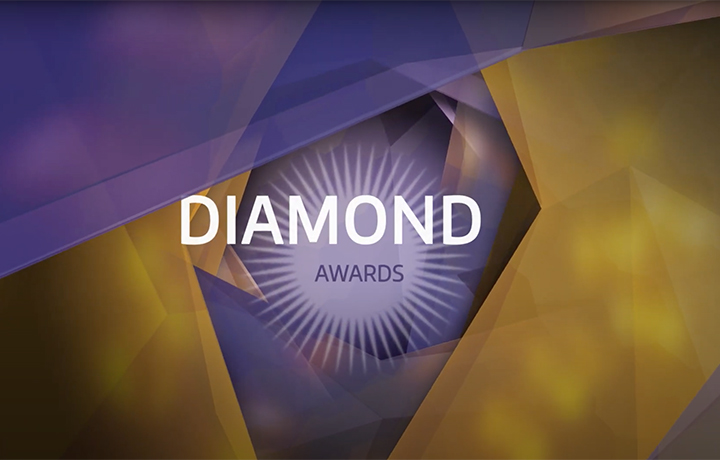 diamond awards graphic